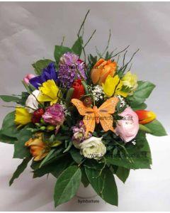 Blumenstrauss Bunter Fredy